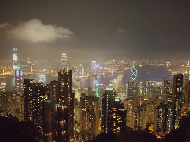 香港3日以内 4G Wi-Fiルーター容量3GB 【1日あたり1GB!短期出張・旅行におススメ!】