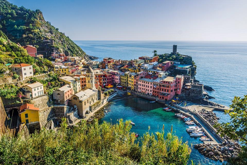 イタリア 30日以内一律 4G Wi-Fiルーター