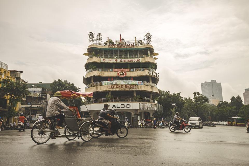 ベトナム 5日間 4G Wi-Fiルーター【1日あたり580円/600MB】