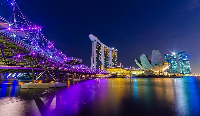 シンガポール8日以内 4G Wi-Fiルーター容量4GB 【1日あたりの料金535円~】