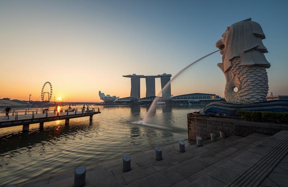 シンガポール5日以内 4G Wi-Fiルーター容量3GB 【シンガポールの短期旅行や短期出張に!】